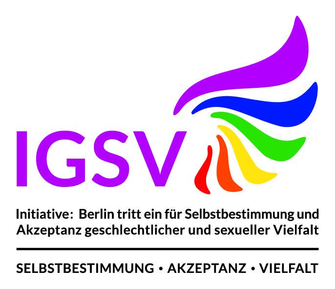 Initiative Berlin tritt ein für Selbstbestimmung und Akzeptanz geschlechtlicher und sexueller Vielfalt